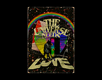 the universe needs love