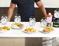Intermittent fasting (IF for short)