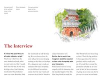 An Interview with Hayao Miyazaki