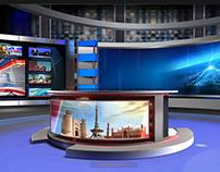 STudio RELAUNCHING OF 24 NEWS HD