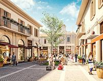 Franciacorta Shopping Center - exteriors