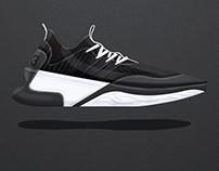 ADIDAS x Y-3 lifestyle shoe concept