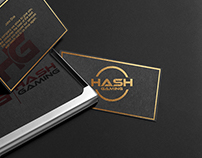 Hash Gaming // Logo Design