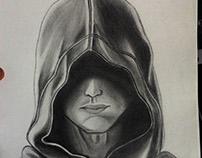 Assassin | Pencil art