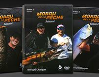 Coffrets DVD Mordu de la Pêche (saisons 3 et 4)