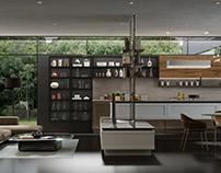 Saphire Kitchen Design