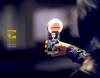 ASNAP Fill-in Light for Smartphones
