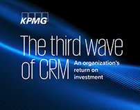 KPMG: The Third Wave of CRM