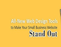 Web Design Tools to Make Your Small Business