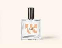 D&P Parfume, Branding and Packaging