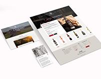 Crama Budureasca - Web Design & Development