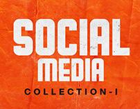 Social Media Collection - 1