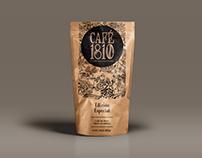 Café 1810 / Collab w. Andrea Cisneros