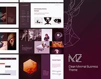 Miza Minimal Themes