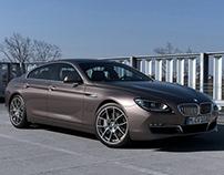 BMW 640i Gran coupe | CGI