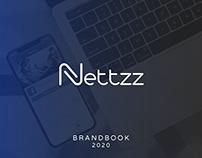 NETTZZ | Brand Identity Design