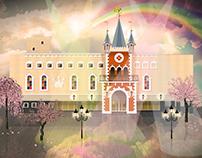 Театр кукол Ижевск / puppet theatre