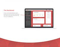 Mass Art Student Portal Redesign
