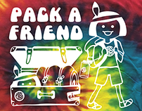 Pack A Friend Camp Campaign