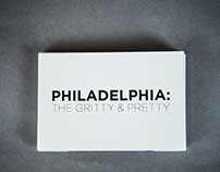 Philadelphia: The Gritty & Pretty / Accordion-Fold Book