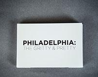 Philadelphia: The Gritty & Pretty / Accordion-Fold Book