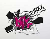MAXX ARENA Trampolin- Kletterhalle