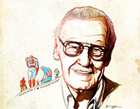 Stanlee Forever! (RIP)