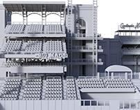Busch Stadium WIP