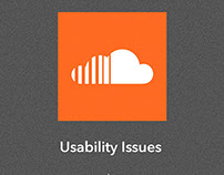 SoundCloud: Usability Issues & Solutions