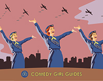 Comedy Girl Guides