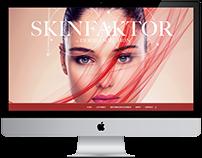 Skinfaktor Website