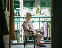 Kim's Grandmom - A day in life of the elderly