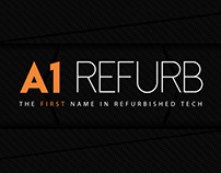 A1 Refurb: Web and Branding Design