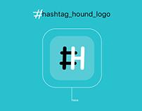 Hashtag Hound logotype