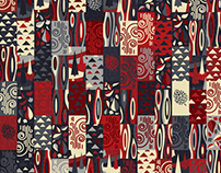 'WarmWilderness' Pattern