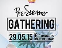 House Royal presents Pre-Summer Gathering