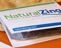 Natural Zing Recipe Card