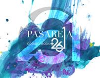 Pasarela 261 · 2015