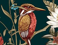 FLOWER BIRDS
