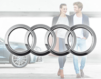Audi Shoot - Mobility Services