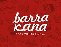 BarraKana - Sandwich Shop
