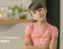 """Cablevisión Monterrey TV Spot """"Quiero mi Tablet"""""""