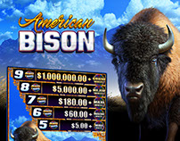 American Bison Video Slot