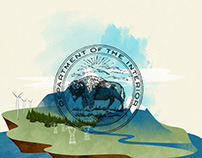 Website Redesign for US Dept. of the Interior