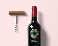 Mosaic Wine Logo