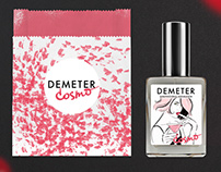 Demeter Cosmo - Fashion Illustration & redesign