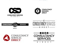 Consultancy Services Direct Logo Designs