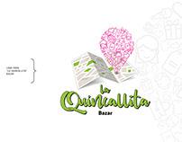 """Logo para """"La Quincallita"""" Bazar"""