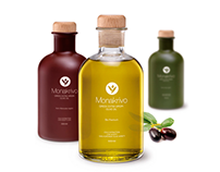 Monakrivo - Extra Virgin Olive Oil