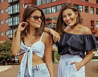 Campanha Verão 2019 Valentina Flats